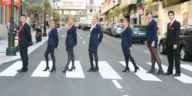 futuros auxiliares de vuelo de vigo